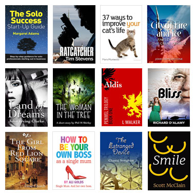 10 Tips for designing your Kindle Ebook Cover