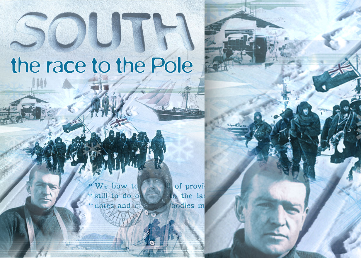 South -The Race to the Pole